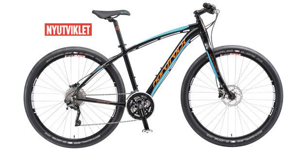 Nyutviklet sykkeltype – Inspirert av motorcross og roadracing!